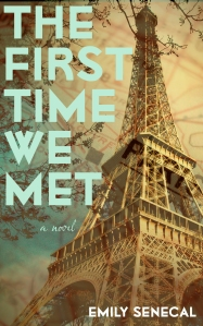 The First Time We Met, a novel by Emily Senecal
