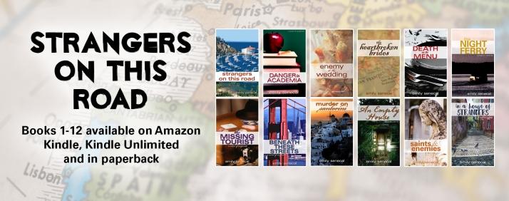 Strangers series banner